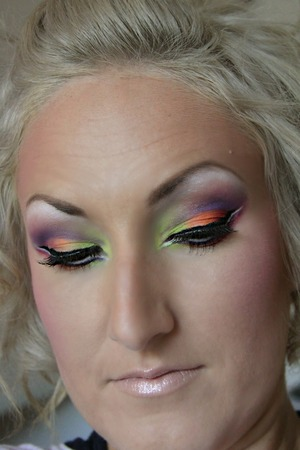 check out my 'msmadamemakeup' you tube tutorial