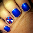 Election Day Mani