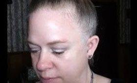 How to do a super easy hair bun