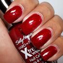 Sally Hansen Red Carpet Red