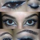 Princess Jasmine Eye Makeup