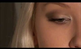#1 New Years Eve make-up tutorial
