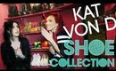 Kat Von D Shoe & Closet Tour | Kandee Johnson