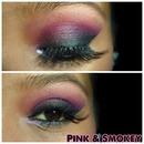 Pink & Smokey