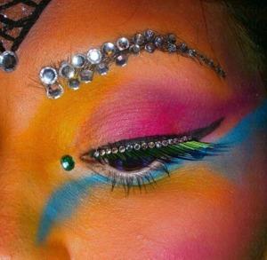 http://smokincolour.blogspot.com/2012/09/mug-mermaid-inspired-look.html?m=0
