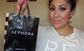 Sephora makeup haul! Bite Beauty, Marc Jacobs, Becca and Kat