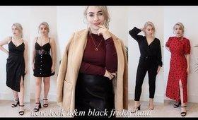 NEW LOOK + H&M HAUL: Black Friday, Cyber Week 2019 Discounts
