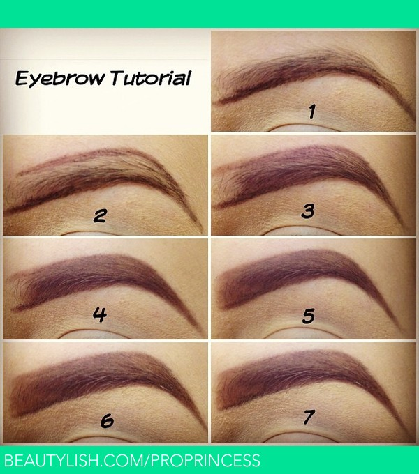 Eyebrow Tutorial Laura Ks Lauracarmen Photo Beautylish