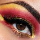 Sailor Galaxia Inspired Look!