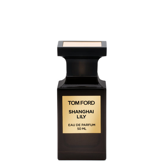 TOM FORD Shanghai Lily EDP product smear.