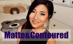 Tutorial: Matte&Contoured Look