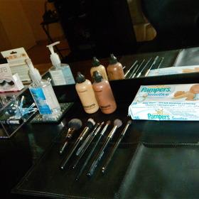 my makeup studio