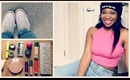 Get Ready With Me || 90s Spring Edition!