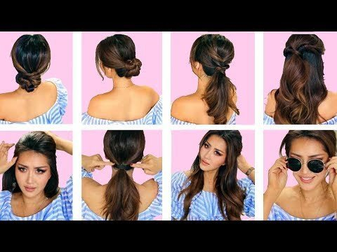 Top 5 Lazy Everyday Hairstyles With Puff Quick