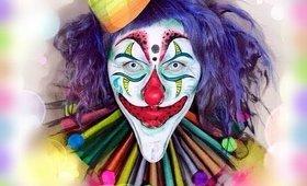 CLOWN | Face Paint Application