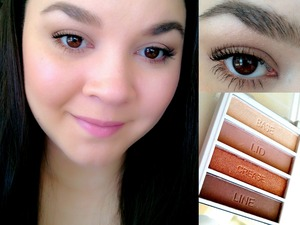 I did a little eyeshadow tutorial using the ELF Essential Flawless Eyeshadow quad ($2) in Beautiful Browns. This tutorial is meant to be simple, clean, wearable, easy to follow and most importantly, affordable! I hope you enjoy! PHOTOS & VIDEO: http://www.beautybykrystal.com/2013/07/follow-along-tutorial-with-elf.html