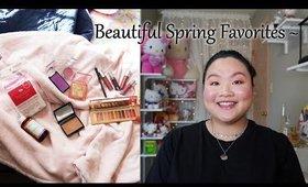 Beautiful Spring Favorites~ | Amy Yang