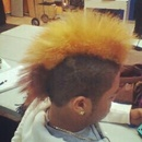 Butter Scotch And Wine Mohawk