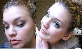 everyday fall routine: eye tutorial HD MAC only