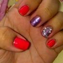 Neon PINK!!!