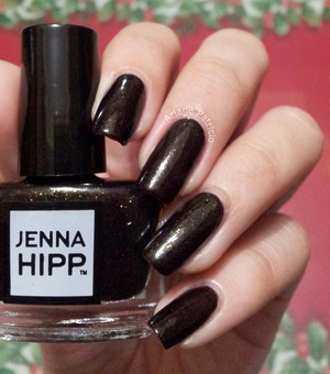This is one of the polishes from Jenna Hipp's collection. Visit the link here: http://www.beautylish.com/p/jenna-hipp-whats-hot-now-nail-collection