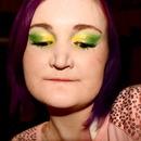 Australia Day Makeup