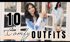 10 Comfy Outfits To Wear Now or Later