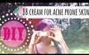 DIY BB Cream for Acne Prone Skin