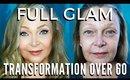 Full Makeup & Hair Transformation For Women Over 60 - mathias4makeup