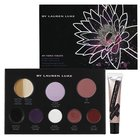 By Lauren Luke My Fierce Violets and My Glossy Lips Complete Makeup Palette for Eyes, Cheeks and Lips
