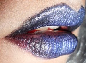 Avant-Garde Makeup - The Lips 2010