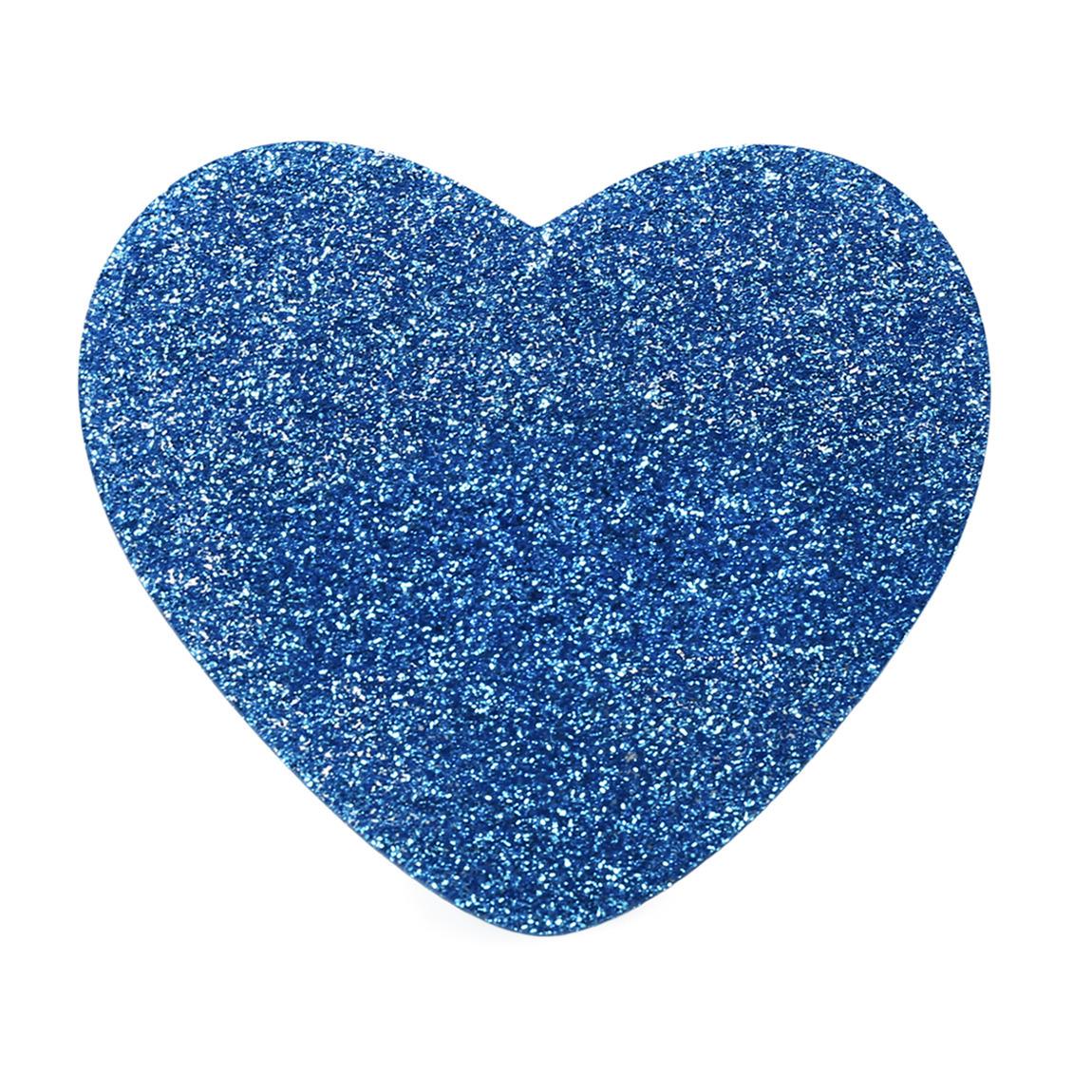 Paw Palette Aquamarine Glitter Mini Luv product swatch.