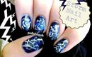 Storm Nail Art!