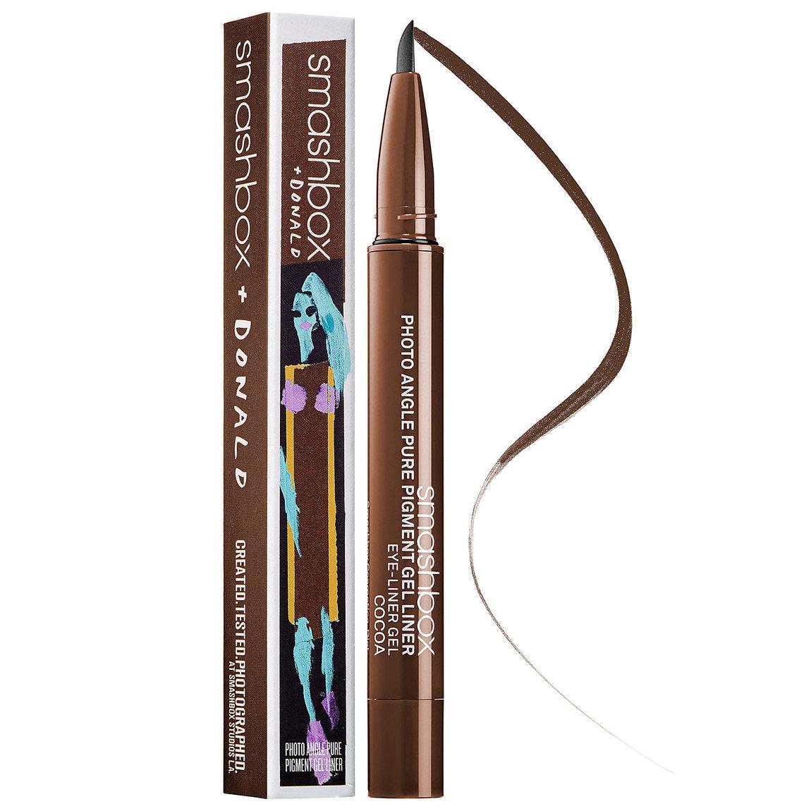 Smashbox Photo Angle Pure Pigment Gel Liner Cocoa Beautylish