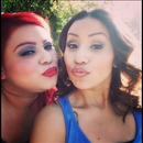 Sisterly love ❤️