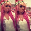 Me and my pink hair