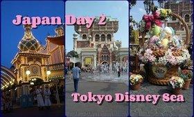 Japan Adventures Day 2: Tokyo Disney Sea