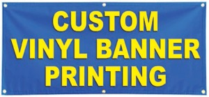 Get professionally designed custom banners at this website with the help of graphic designers on staff. You can get customized banners in best quality material and different types as per your requirement. At this custom banners store, you will get prompt and quality custom banner printing service at affordable prices so that you will be able to promote your business without spending a lot of money out of the marketing budget of the company http://www.custombanners.com/