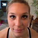 Subtle eye makeup for work :)