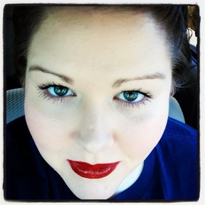A Red Lip kind of day