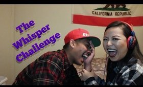 The Whisper Challenge ft. My Fiancé