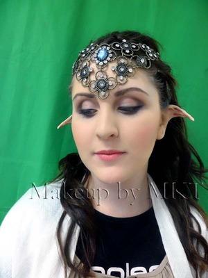 Fairytale Gorgeous Elf Creating ears