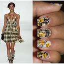 Rebecca Minkoff NYFW Inspired: Mustard Sashay
