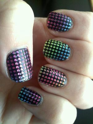 * bling * Sephora nail bling decals