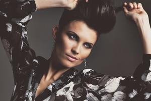 Photographer Polina Osherov Photography Hair Philip Salmon MUA Kathy Moberly
