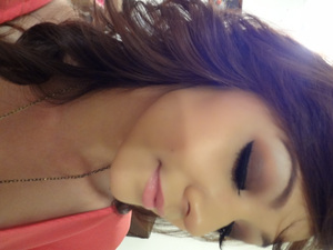 i LOVE 'Sketch' by M.A.C. and my Naked Palette. Current favorite smokey plum eye look for the Fall <3
