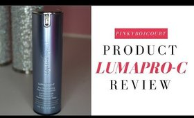 #ProductReview #HydroPeptide #LumaPro-C | Beauty by Pinky
