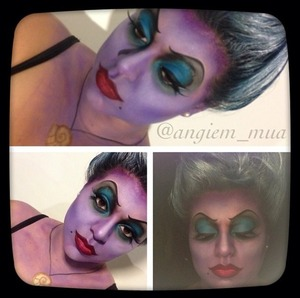 This look was very fun to do!
