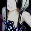 Blonde/Black Hair