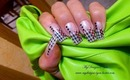 Easy Net French Nail Art Design Tutorial - ♥ MyDesigns4You ♥